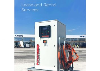 Powervamp lease and rental services brochure cover
