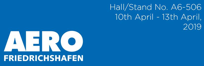 AERO Friedrichshafen - 2019 header