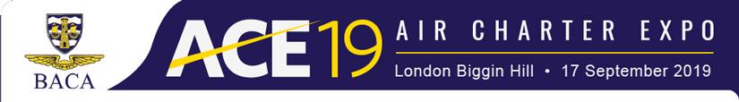 Air Charter Expo 2019 Header