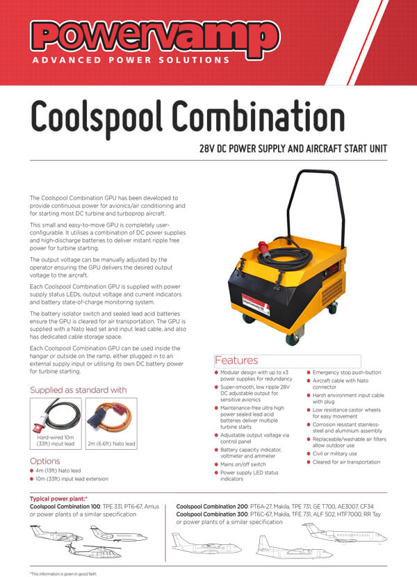 Coolspool combination