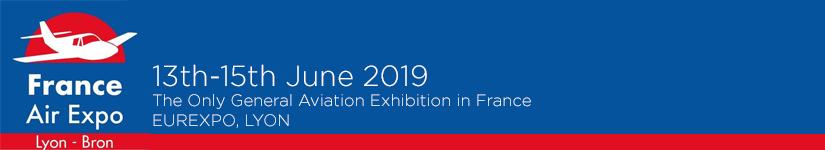 France Air Expo 2019 - Header