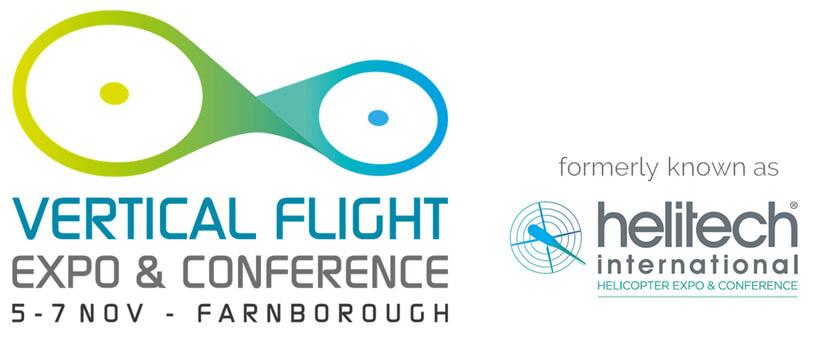 Vertical Flight Expo Header