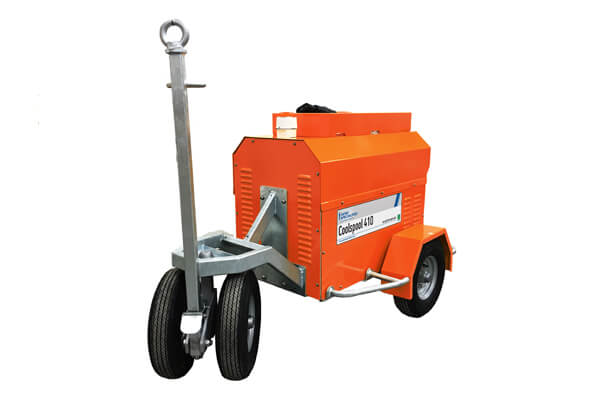 DC Battery Ramp Carts